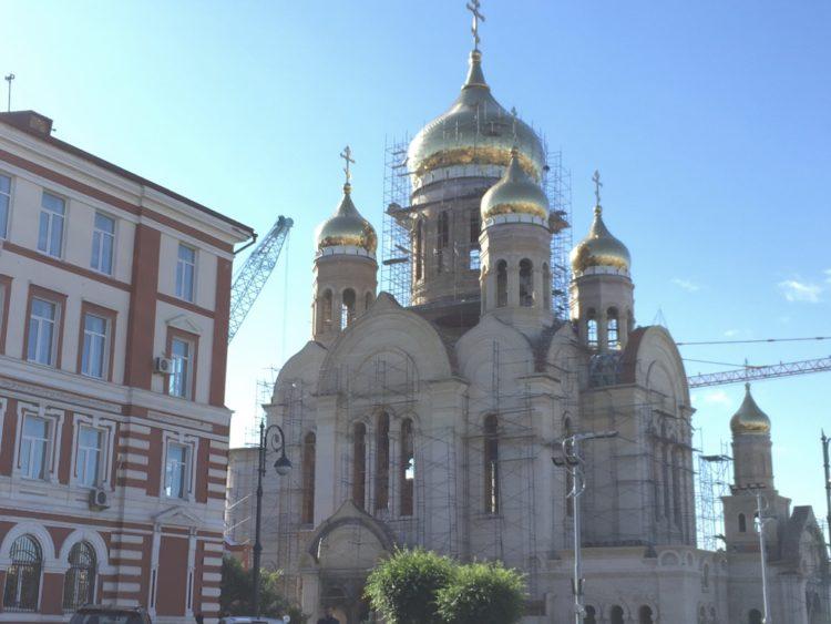ウラジオストクのポクロフスキー教会