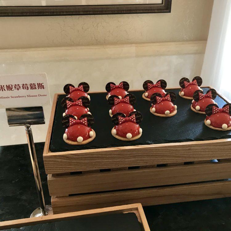 上海ディズニーランドホテル クラブレベル ラウンジ