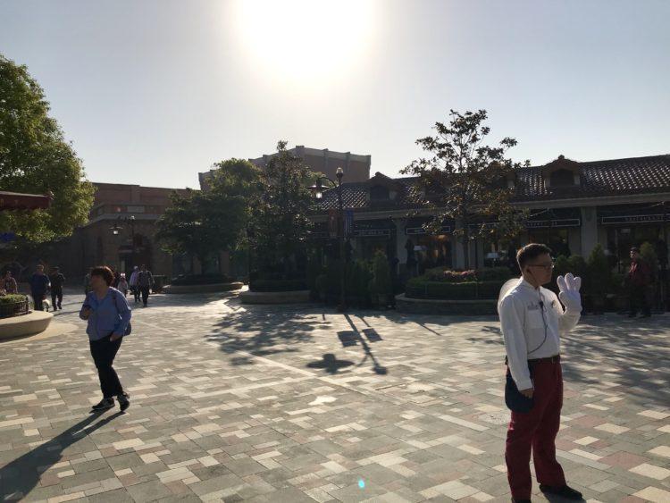 上海ディズニーランド アーリーパークエントリー