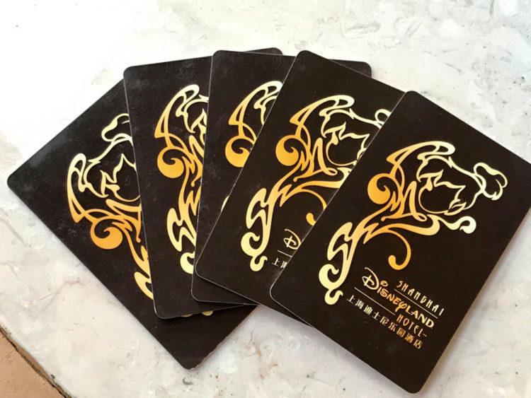 上海ディズニーランドホテルのクラブレベル特典その2 1人1枚のファストパスの事前発券