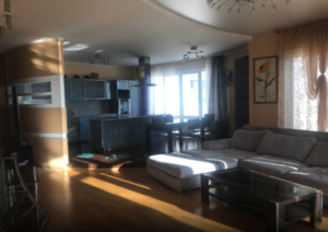 Agodaで見つけたウラジオストクのホテル、[フルンゼンスキー]スタジオ アパートメント(100 m²) agoda