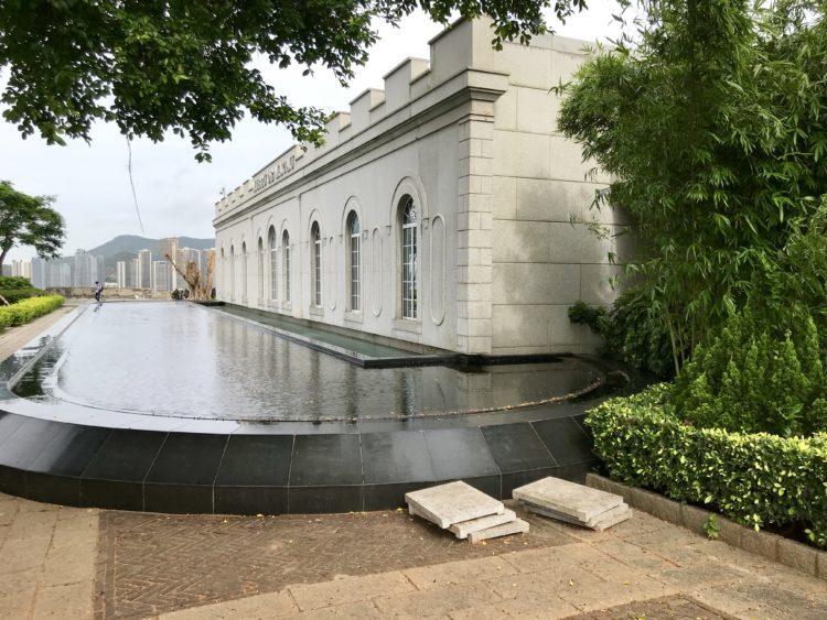 モンテの砦にあるマカオ博物館