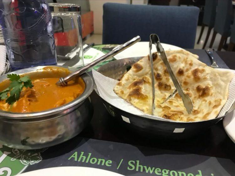 ヤンゴンでオススメインドカレー3選 第3位 The Corriander Leaf: Indian Family Diningのチキンカレー