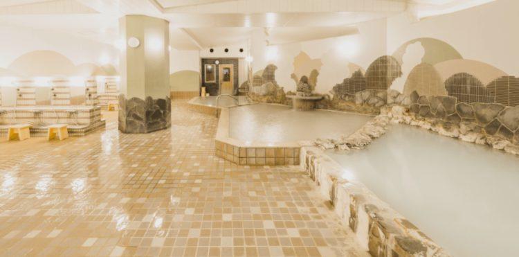 登別温泉でオススメの日帰り温泉 さぎり湯