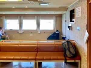 いざ利尻島/礼文島へ!ハートランドフェリー初乗船!手荷物の自転車は固定するように指示されます