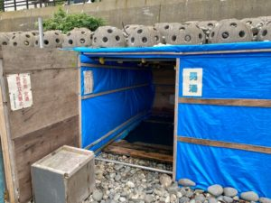 湯巡り日本一周Nバン車中泊18湯目 日本最東端の温泉 相泊温泉