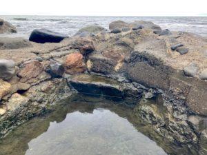 湯巡り日本一周Nバン車中泊16湯目 セセキ温泉(瀬石温泉)