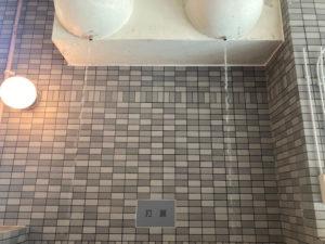 湯巡り日本一周Nバン車中泊24湯目 こぶしの湯 あつまの打たせ湯