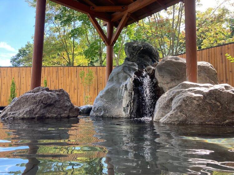 湯巡り日本一周Nバン車中泊24湯目 こぶしの湯 あつまの露天風呂