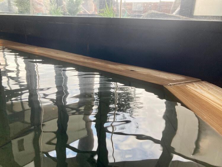湯巡り日本一周Nバン車中泊26湯目 苫小牧温泉ほのかの内風呂