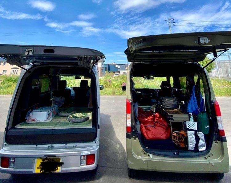 日本一周Nバン車中泊23日目 二股ラジウム温泉宿泊→でも車中泊