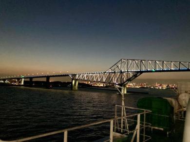 四国お遍路車中泊の旅0~1日目 東京有明〜四国徳島へフェリーの旅