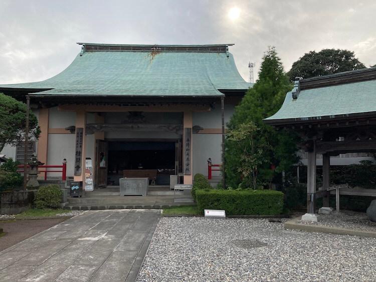 四国お遍路車中泊の旅5日目 34番札所 本尾山 種間寺(たねまじ)