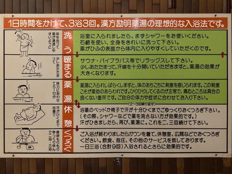 四国健康村の励明薬湯は2020.10.6で終了
