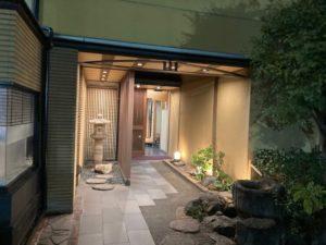 湯巡りNバン日本一周車中泊37日目 大分ふく亭本店で臼杵ふぐを堪能!ふく亭の外観