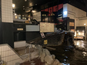 湯巡り日本一周Nバン車中泊38湯目 炭酸美肌温泉 らんぷの湯の浴室は3階建て??