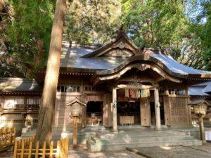 日本一周Nバン車中泊39日目 高千穂峡でマイナスイオンを浴びまくる!高千穂神社の本殿