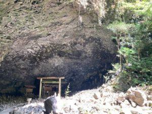 日本一周Nバン車中泊39日目 天安河原へは天岩戸神社の駐車場に車を停めて歩いていくのがオススメ