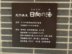 湯巡り日本一周Nバン車中泊41湯目 天然温泉 日向の湯 ドーミーイン宮崎の大浴場
