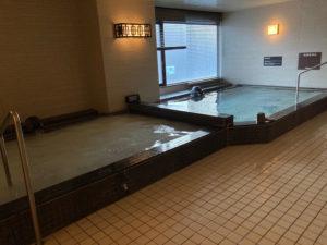 湯巡り日本一周Nバン車中泊45湯目 出島の湯ドーミーイン長崎新地中華街の大浴場