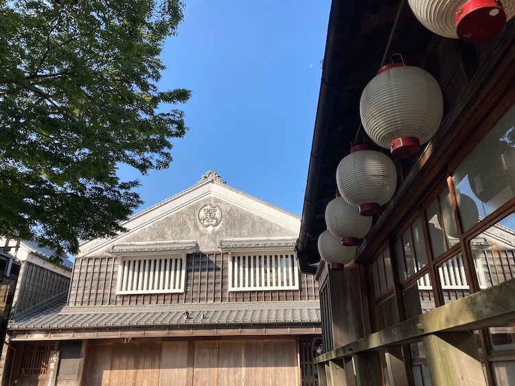 日本一周Nバン車中泊51日目 おはらい町・おかげ横丁を散策