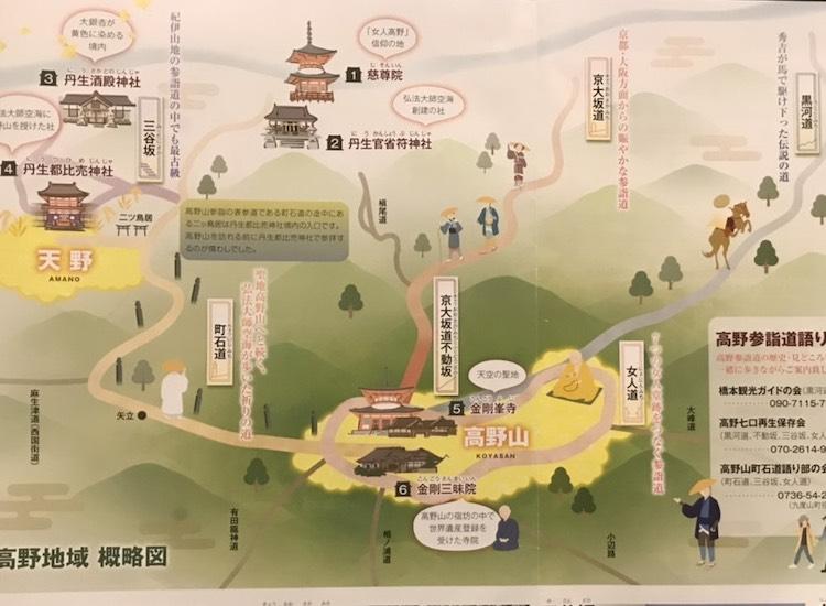 四国お遍路のお礼参り!高野山参拝のルート・順序 その2 丹生酒殿神社
