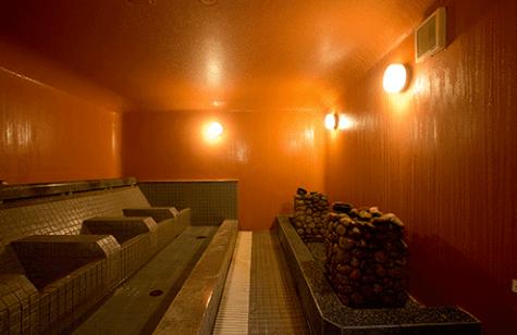 湯巡り日本一周Nバン車中泊52湯目 橿原ぽかぽか温泉の漢方釜風呂(ミストサウナ)