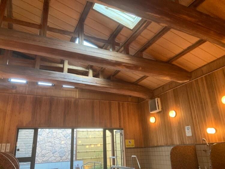 湯巡り日本一周Nバン車中泊53湯目 紀望の里 ひとと紀館の内湯