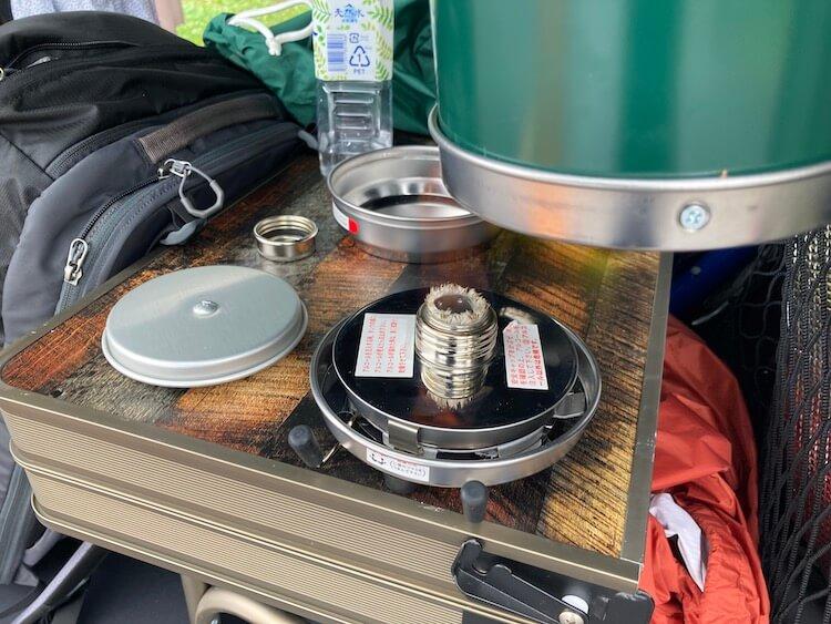 日本一周軽バン車中泊 おすすめの持ち物リストをまとめてみた 車中泊に必須!おすすめの持ち物・湯沸かしポット アルポット