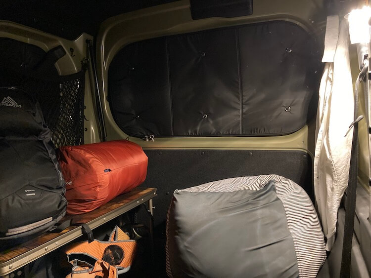 車中泊に必須!おすすめの持ち物・アウトドアチェア&折りたたみテーブル&ベンチ