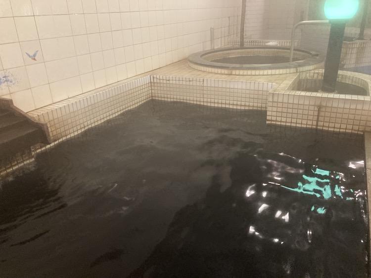 湯巡り日本一周Nバン車中泊番外編 57湯目 クアハウス御宿 とろみの湯