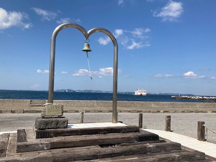 湯巡りNバン日本一周車中泊59日目 鋸山の写真をひたすらアップ 金谷港から久里浜港へ 東京湾フェリー乗り場横の恋人の聖地