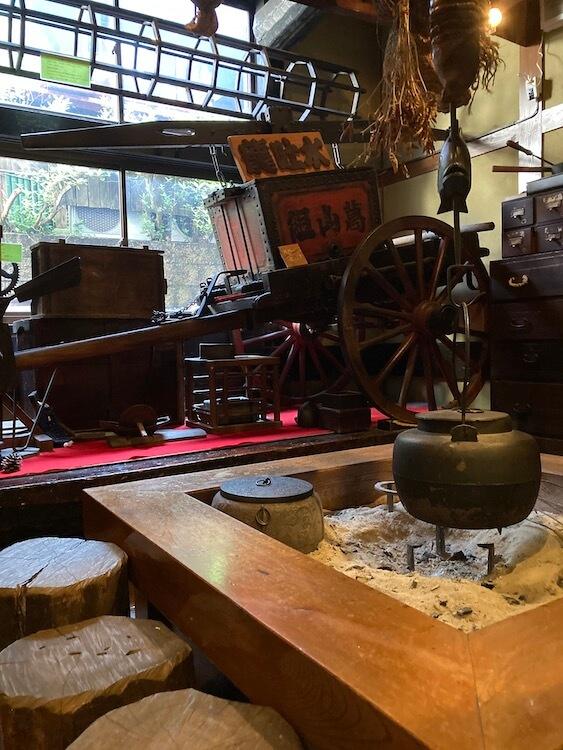 湯巡り日本一周Nバン車中泊 61湯目 南伊豆弓ヶ浜温泉 古民家の宿 山海の囲炉裏