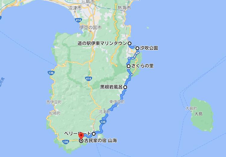 日本一周Nバン車中泊62日目 走行距離は、、、68.1kmでした
