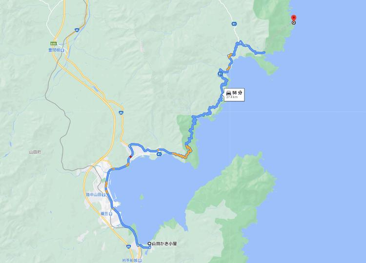 本州最後の秘境!本州最東端 トドヶ崎行く時知っておきたい4つの事 車で街から1時間、さらに徒歩で4kmの秘境