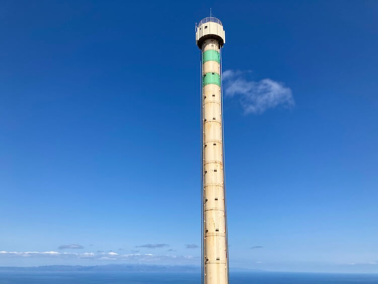 新潟随一のパワースポット弥彦山で絶対オススメ!パノラマタワー