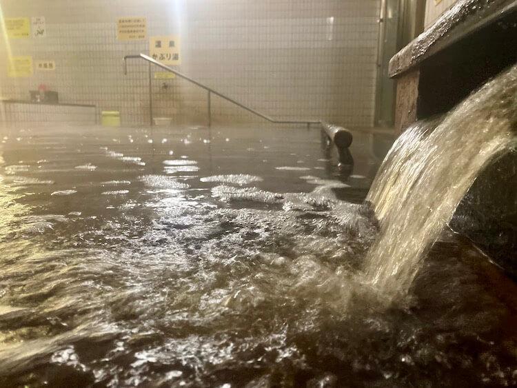 湯巡り日本一周Nバン車中泊 79湯目 大潟村温泉ボルダー潟の湯