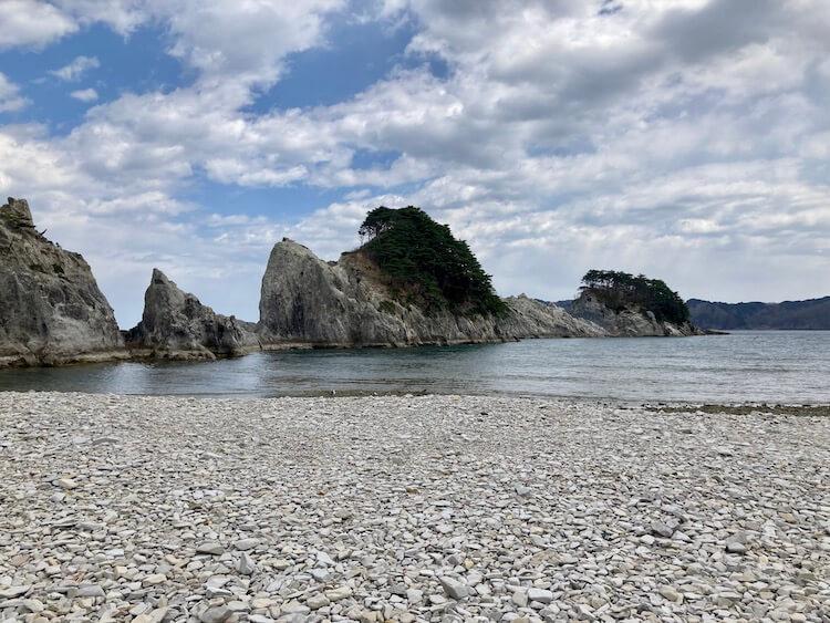 宮城の絶景!北山崎と浄土ヶ浜を散策