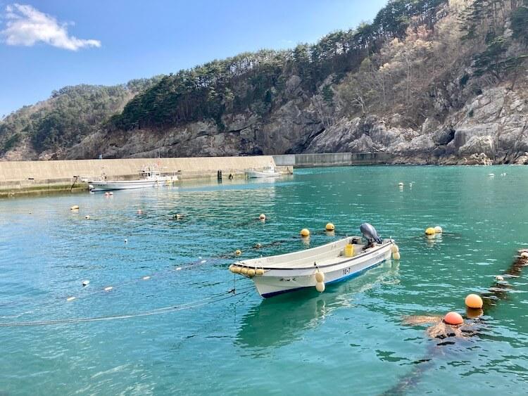 本州最後の秘境!本州最東端 トドヶ崎行く時知っておきたい4つの事 ナビで「トドヶ崎」と入力してつくところは無人の港。