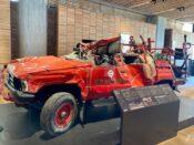 陸前高田東日本大震災津波伝承館と気仙沼東日本大震災遺構に行ってみた!被災した消防車