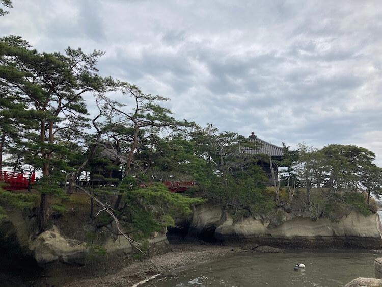 日本三景制覇!松島五大堂を散策。