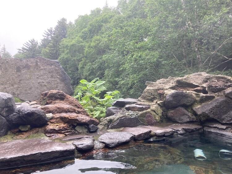 湯巡り日本一周Nバン車中泊 94湯目 吹上温泉 吹上露天の湯