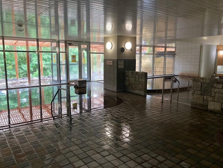 湯巡り日本一周Nバン車中泊 95湯目 十勝幕別温泉グランヴィリオホテル 華のゆ