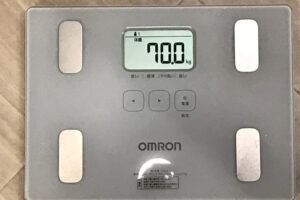 酒をやめるとやせる!ダイエットしたけりゃ禁酒・断酒がオススメ 10kg減に成功した体重計